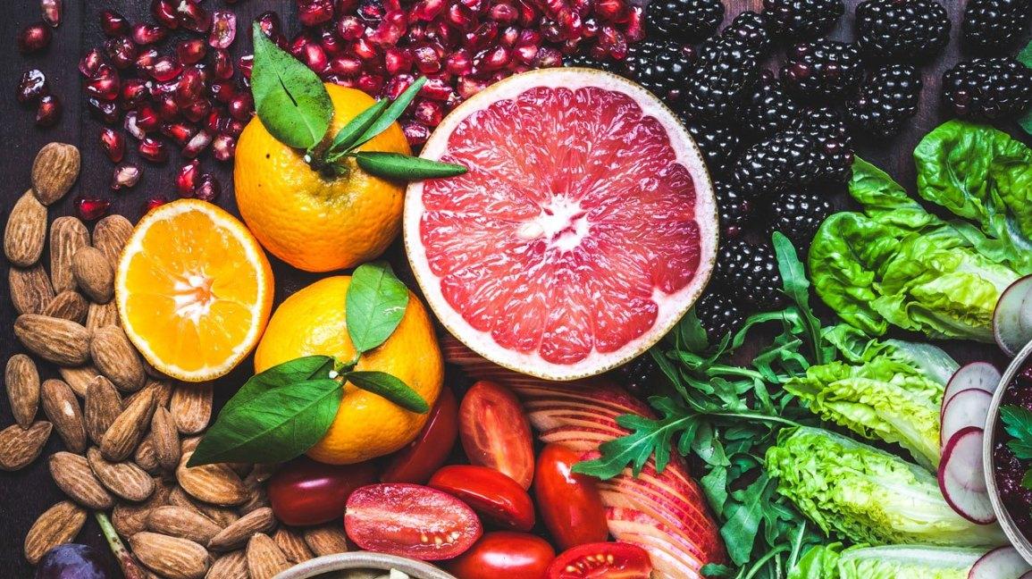 aliments bruts et métabolisme