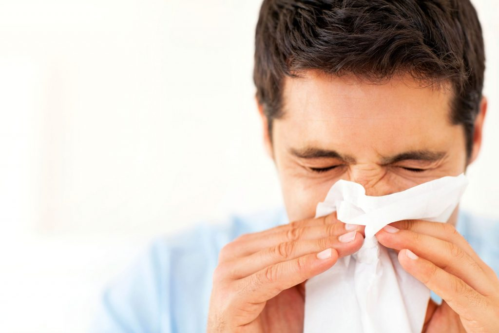 couverture article allergies